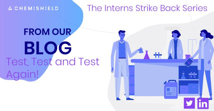 The Interns Strike Back Test Test and Test Again
